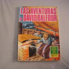 Tebeos: LAS AVENTURAS DE DAVID BALFOUR, NOVELA GRÁFICA, 12 PTAS, EDITORIAL TORAY. Lote 43365987