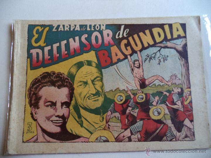 ZARPA DE LEON ALBUM TORAY (Tebeos y Comics - Toray - Zarpa de León)