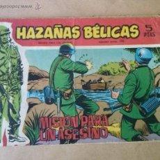 Tebeos: HAZAÑAS BELICAS Nº 144 - TORAY. Lote 43643291