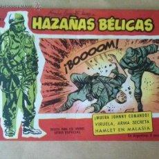 Tebeos: HAZAÑAS BELICAS Nº 57- TORAY. Lote 43643360
