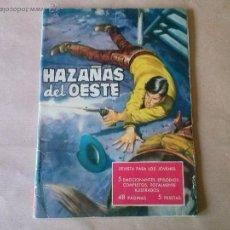 Tebeos: HAZAÑAS DEL OESTE Nº 3- TORAY. Lote 43677014