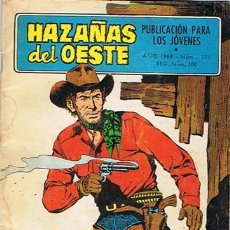 Tebeos: HAZAÑAS DEL OESTE N.171 COMANCHE CITY 1959 . Lote 43786338