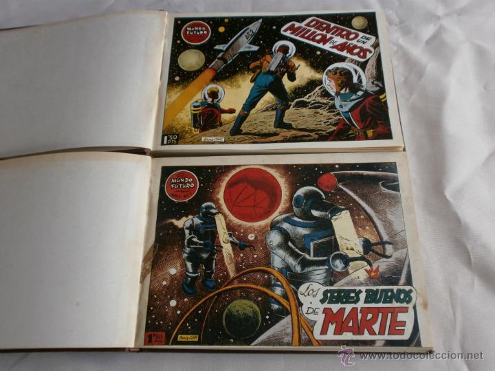 EL MUNDO FUTURO - BOIXCAR - TORAY - 1955 (Tebeos y Comics - Toray - Mundo Futuro)
