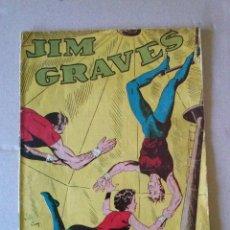 Tebeos: JIM GRAVES Nº 16 - TORAY. Lote 43918981