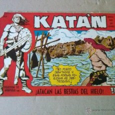 BDs: KATAN Nº 33 - TORAY. Lote 44009097