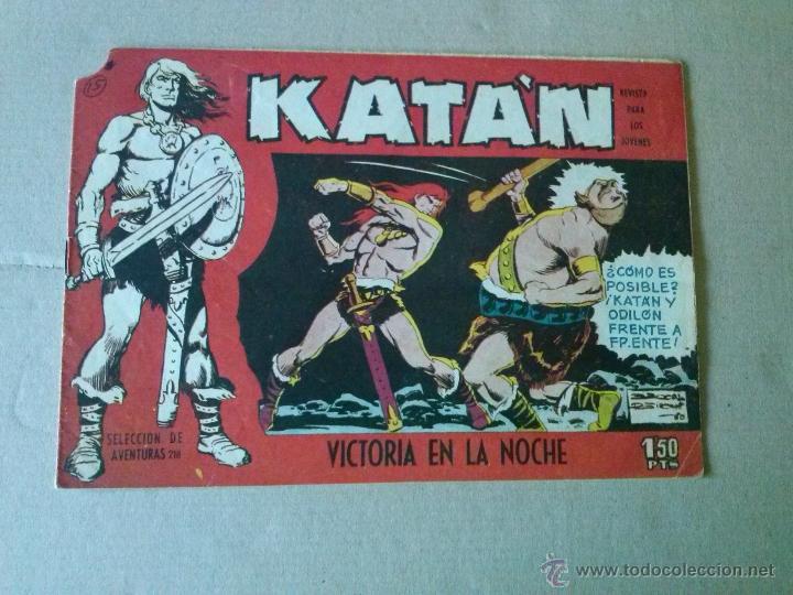 KATAN Nº 15 - TORAY (Tebeos y Comics - Toray - Katan)
