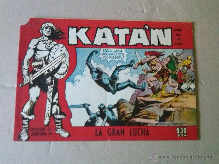 KATAN Nº 5 - TORAY (Tebeos y Comics - Toray - Katan)