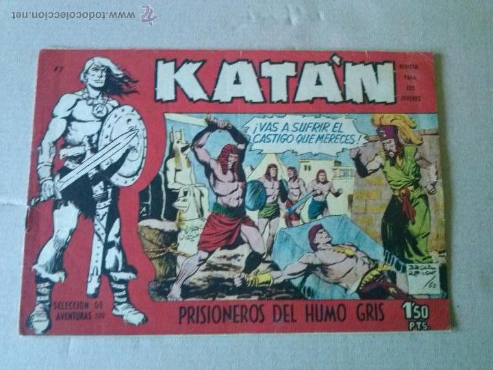 KATAN Nº 17 - TORAY (Tebeos y Comics - Toray - Katan)