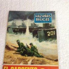 Tebeos: EL SARGENTO O.K - HAZAÑAS BELICAS - AÑO 1968 - TDKC10. Lote 39595428