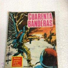Tebeos: CUARENTA BANDERAS - BOIXCAR - HAZAÑAS BELICAS - TDKC10. Lote 39595526