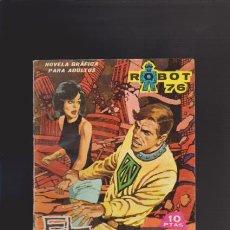 Tebeos: ROBOT 76 - Nº 3 - EL FIN DEL MUNDO - EDICIONES TORAY 1967. Lote 44673020