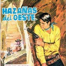 Tebeos: CÓMIC HAZAÑAS DEL OESTE N.56 TORAY 1959 . Lote 44711080