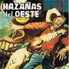 Tebeos: CÓMIC HAZAÑAS DEL OESTE N.43 TORAY 1959 . Lote 44711180