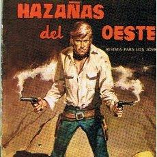 Tebeos: CÓMIC HAZAÑAS DEL OESTE N.38 TORAY 1959 . Lote 44711190