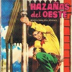 Tebeos: CÓMIC HAZAÑAS DEL OESTE N.64 TORAY 1959 . Lote 44711217