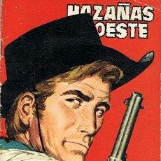 Tebeos: CÓMIC HAZAÑAS DEL OESTE N.11 TORAY 1959 . Lote 44711235