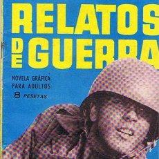Tebeos: CÓMIC RELATOS DE GUERRA N.46 TORAY 1964 . Lote 44711258