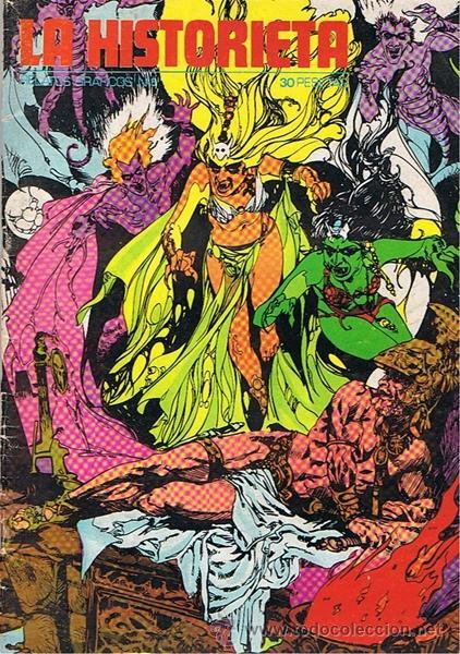 CÓMIC LA HISTORIETA N.5 (Tebeos y Comics - Toray - Otros)