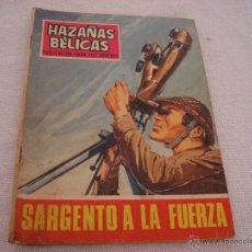 Tebeos: HAZAÑAS BELICAS Nº 188. Lote 44938698