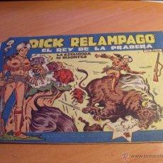 Tebeos: DICK RELAMPAGO Nº 24 (ORIGINAL ED. TORAY) (CL7). Lote 45074306
