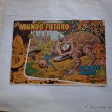 Tebeos: MUNDO FUTURO Nº 77 ORIGINAL. Lote 45165346