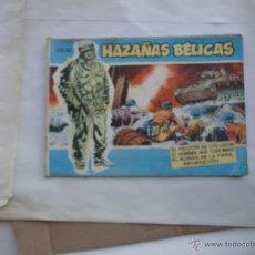 Tebeos: HAZAÑAS BELICAS VOL 49 SERIE AZUL ORIGINAL. Lote 45171782