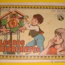 Tebeos: REVISTA JUVENIL FEMENINA AZUCENA Nº 895 - LOS DOS HUERFANITOS - AÑO 1965. Lote 45208938