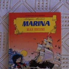 Tebeos: LES AVENTURES DE LA MARINA - MARINA MAR ENDINS N. 2 - CATALA. Lote 45260890