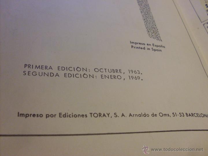 Tebeos: LUCKY LUKE. LOS PRIMOS DALTON (ED. TORAY) LOMO TELA SEGUNDA EDICION (CLA8) - Foto 4 - 45286171