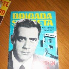 Tebeos: MISTERIO EN LA TV (SOTILLOS - HUESCAR) - TORAY - Nº 67 - ESPAÑA - TAPA PERRY MASON - UNICO!. Lote 45449387