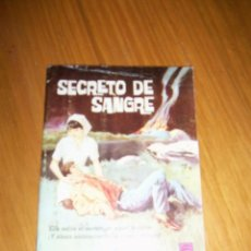Tebeos: SECRETO DE SANGRE - SERIE BABETTE - (A. SIMMONS/ R. BUSOM/ V. ROSO) - Nº 467 - 1966. Lote 45450363