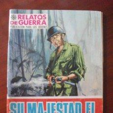 Tebeos: RELATOS DE GUERRA Nº 140 EDICIONES TORAY . Lote 45479214