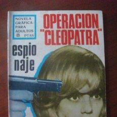 Tebeos: ESPIONAJE Nº 45 EDICIONES TORAY. Lote 45488479