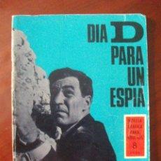 Tebeos: ESPIONAJE Nº 40 EDICIONES TORAY. Lote 45488508
