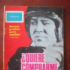 Tebeos: ESPIONAJE Nº 16 EDICIONES TORAY. Lote 45488538