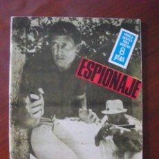 Tebeos: ESPIONAJE Nº 50 EDICIONES TORAY. Lote 45502174