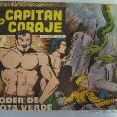 Tebeos: EL HIJO DEL CAPITAN CORAJE, 1958. 50 CAPÍTULOS. EDITORIAL TORAY. Lote 45611396