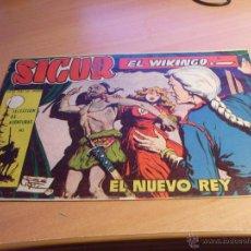 Tebeos: SIGUR EL VIKINGO Nº 16 (ORIGINAL ED. TORAY) (CL12). Lote 45761788