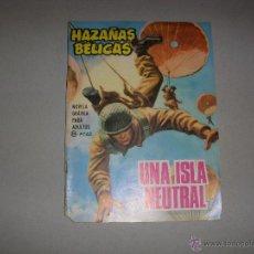 Tebeos: HAZAÑAS BÉLICAS Nº 105, NOVELA GRÁFICA, EDITORIAL TORAY. Lote 45878466