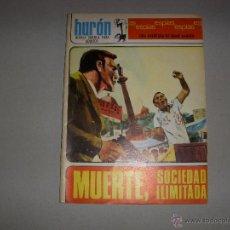 Tebeos: HURÓN Nº 12, NOVELA GRÁFICA, EDITORIAL TORAY. Lote 45878478