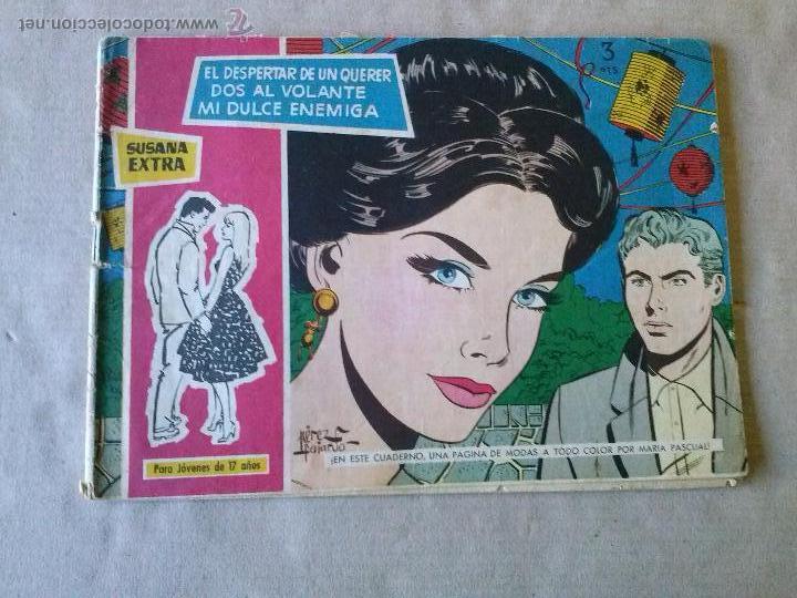 SUSANA EXTRA Nº 6 - -TORAY (Tebeos y Comics - Toray - Susana)