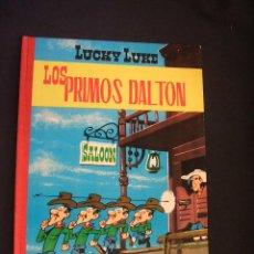 Tebeos: LUCKY LUKE - LOS PRIMOS DALTON - 1963 - TORAY - MUY BUEN ESTADO - . Lote 46187205