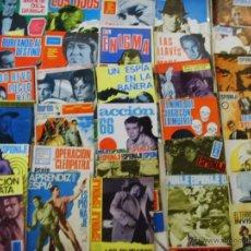 Tebeos: LOTE 31 TEBEOS ESPIONAJE (EDICIONES TORAY) 1965 60 - COMICS REVISTAS ANTIGUOS. Lote 46198438