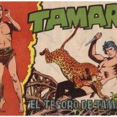Tebeos: COMIC TAMAR, Nº 151; ED. TORAY - ORIGINAL, AÑO 1961. Lote 46242443