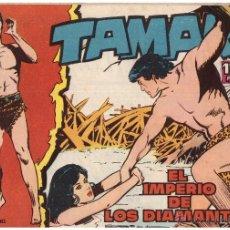 Tebeos: COMIC TAMAR, Nº 91; ED. TORAY - ORIGINAL, AÑO 1961. Lote 46242561