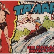 Tebeos: COMIC TAMAR, Nº 21; ED. TORAY - ORIGINAL, AÑO 1961. Lote 46242700