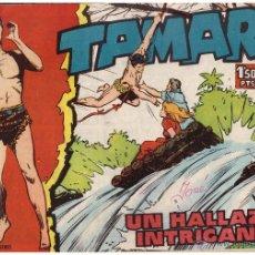 Tebeos: COMIC TAMAR, Nº 21; ED. TORAY - ORIGINAL, AÑO 1961. Lote 46242715