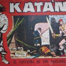 BDs: KATAN Nº 12 - TORAY AÑOS 60 . Lote 46255396