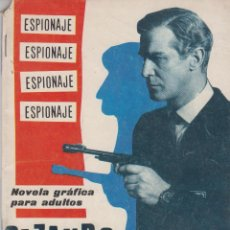 Tebeos: COMIC TORAY ESPIONAJE Nº 17 AÑO 1965. Lote 46374174