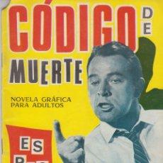 Tebeos: COMIC TORAY ESPIONAJE Nº 24 AÑO 1966. Lote 46374195